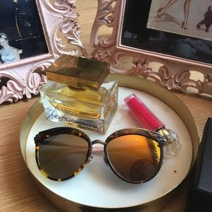 NWT Dior Offset2 Sunglasses Light Pink Temples